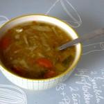 soupe du potager